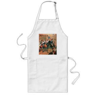 Spirit of '76 long apron