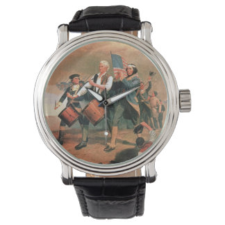 Spirit of '76 wristwatches
