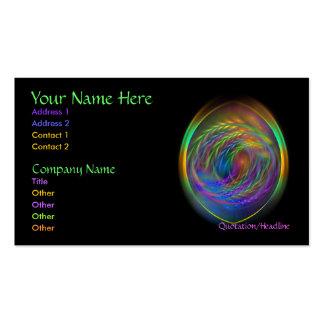 Spirit of Air Profile Card Business Card