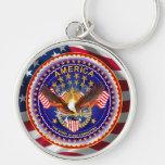 Spirit of America  Key Chain Premium
