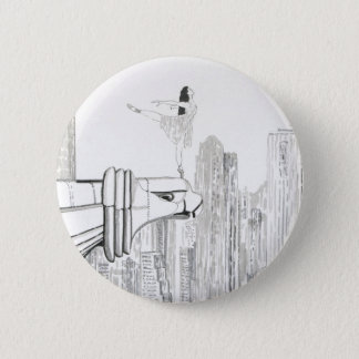 Spirit of America Pinback Button
