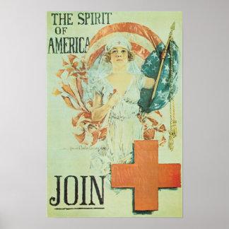 Spirit of America Posters