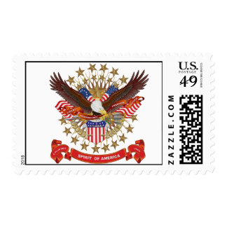 Spirit of America-V-1 Postage