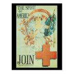 Spirit Of America World War II Post Cards