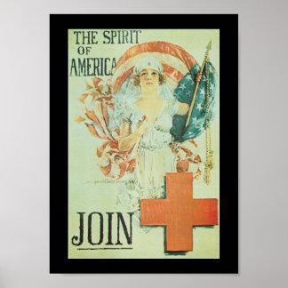 Spirit Of America World War II Print