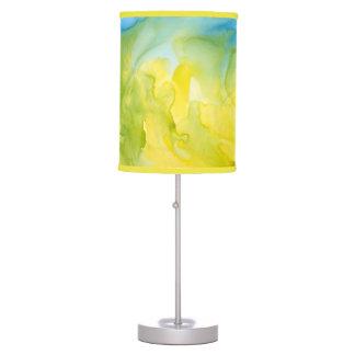 Spirit of April Watercolor Lamp