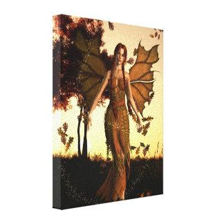 Spirit of Autumn Canvas Prints