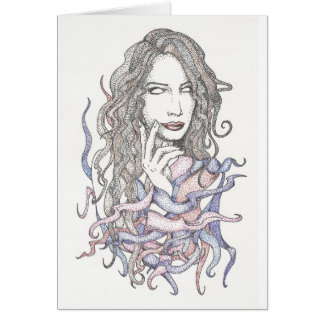 Spirit of Beauty Greeting Card