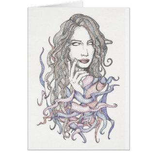 Spirit of Beauty Greeting Card