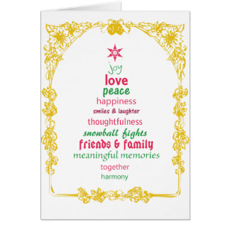 Spirit of Christmas Greeting Cards