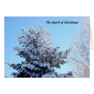 Spirit of Christmas Card