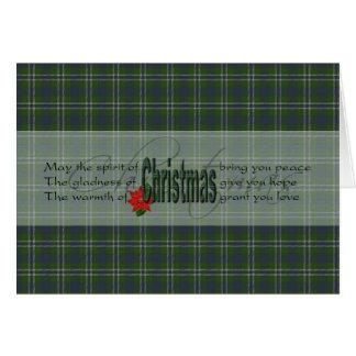 Spirit of Christmas Greeting Card