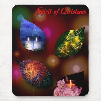 Spirit of Christmas Mousepad