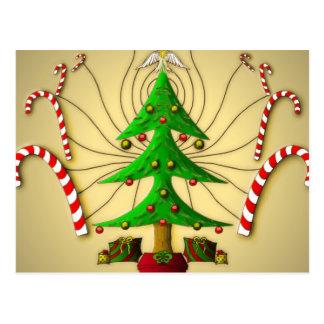 Spirit of Christmas - Postcard