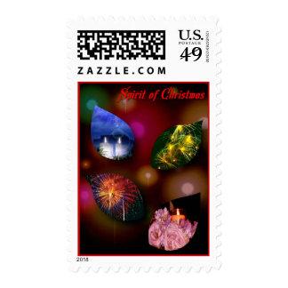 Spirit of Christmas Stamp