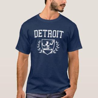 Spirit of DETROIT Crest T-Shirt