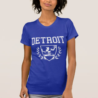 Spirit of DETROIT Crest Shirt