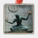 Spirit of Detroit Holiday Ornament