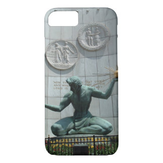 Spirit of Detroit iPhone 7 Cell Phone Case
