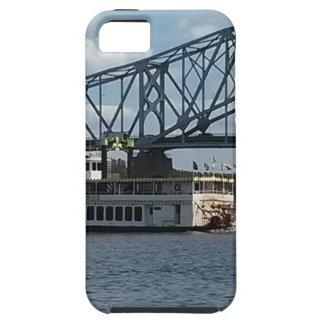 Spirit of Dubuque on Mississippi River iPhone SE/5/5s Case