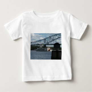 Spirit of Dubuque Steamboat Baby T-Shirt