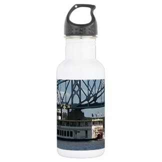 Spirit of Dubuque Steamboat Water Bottle