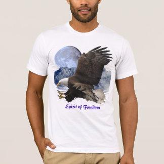 SPIRIT of FREEDOM Bald Eagle Wildlife T-Shirt