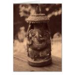 """Spirit of Ganesha"" Greeting Card"