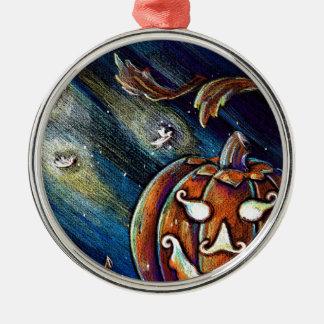 Spirit of Halloween Metal Ornament