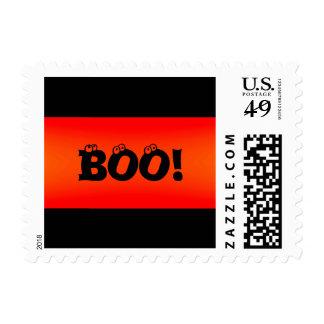Spirit of Halloween Postage Stamp