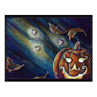 Spirit of Halloween Post Card