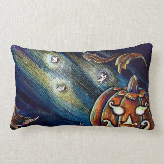 Spirit of Halloween Throw Pillow