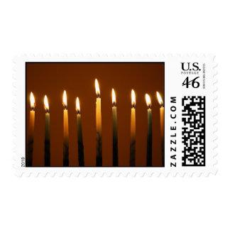 Spirit Of Hanukkah Postage