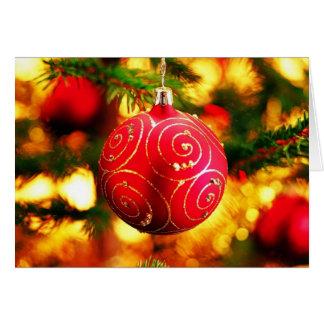 Spirit of Holidays Card