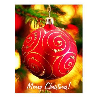 Spirit of Holidays Post Cards
