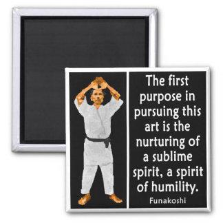 Spirit of Humility Fridge Magnets