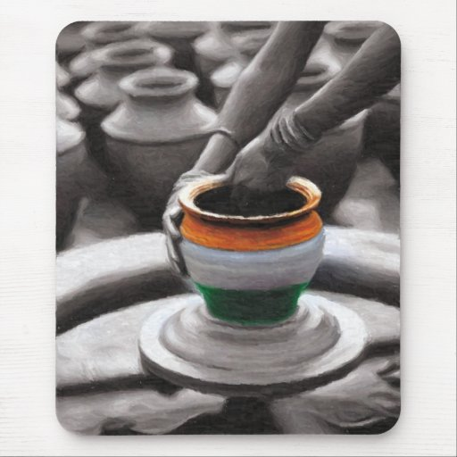 Spirit of India Mouse Mat