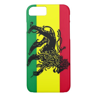 Spirit of Jamaica Lion Flag iPhone 7 Case