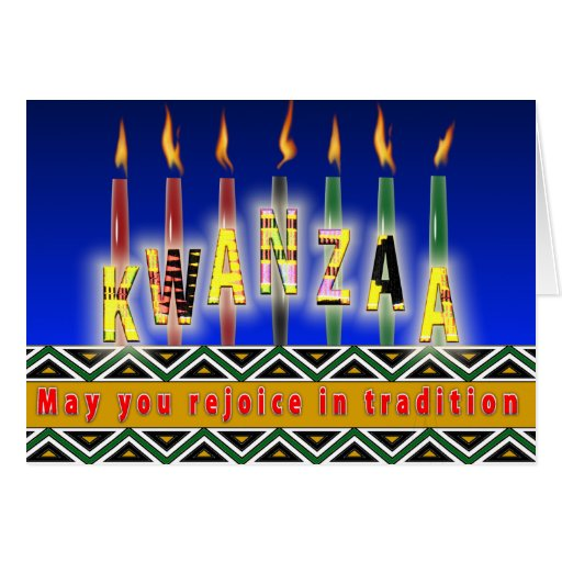 Spirit of Kwanzaa Cards