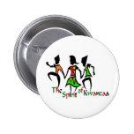 Spirit of Kwanzaa Pins