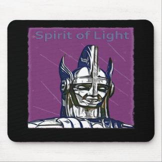 Spirit of Light Mouse Pad