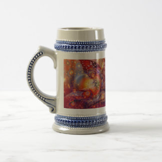 Spirit of love beer stein