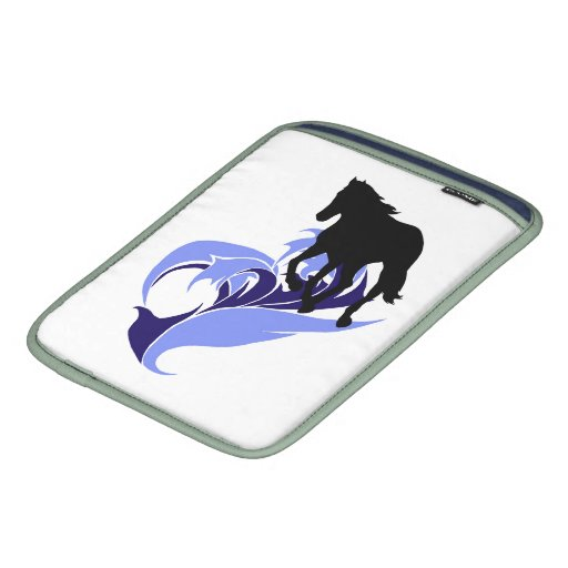 Spirit of Motion - Running Free - Horse Sleeves For iPads