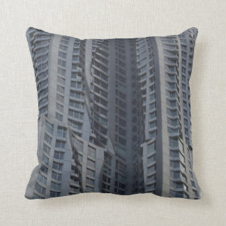 Spirit of NYC (pillow6) Throw Pillow