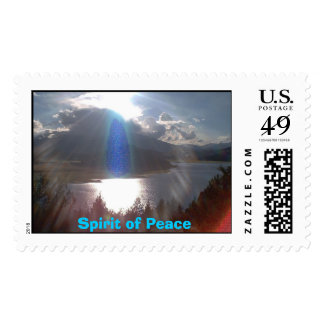 Spirit of Peace Stamp
