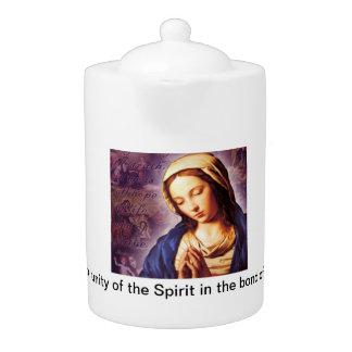 Spirit of Peace Teapot