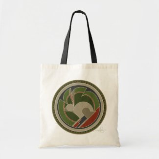 Spirit Of Rabbit zazzle_bag