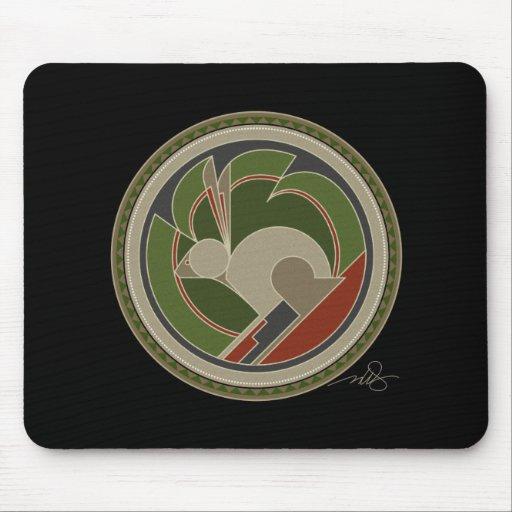 Spirit Of Rabbit Mouse Pad