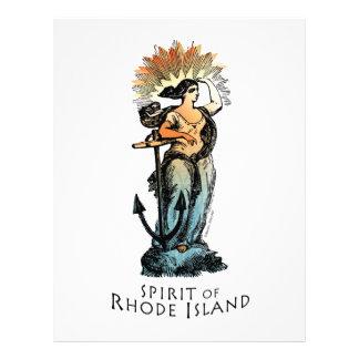 Spirit of Rhode Island Letterhead Template