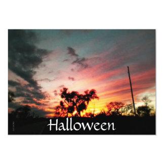 Spirit of Samhain Halloween Invitation